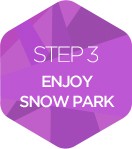 STEP3 ENJOY SNOW PARK